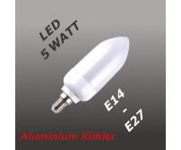 LED Leuchte E14 Strahler 500 Lumen 5 Watt