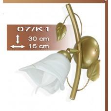 Wandlampe Ast 007/K1