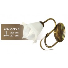 Wandlampe Strauß 207-K1