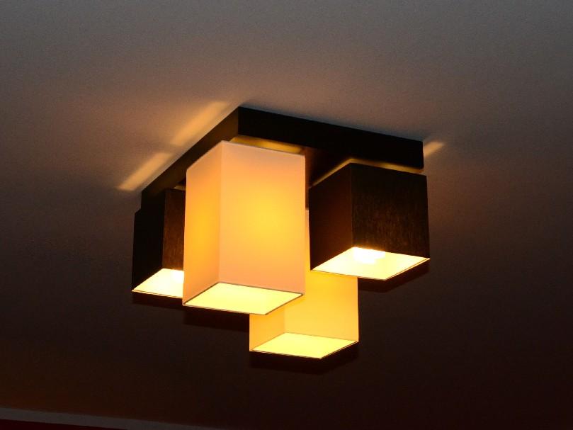 Braun mobel lampen