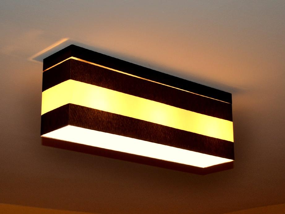 Deckenlampe Deckenleuchte Lampe Leuchte 1 flammig TOP Design Stilio 287//P1 NEU