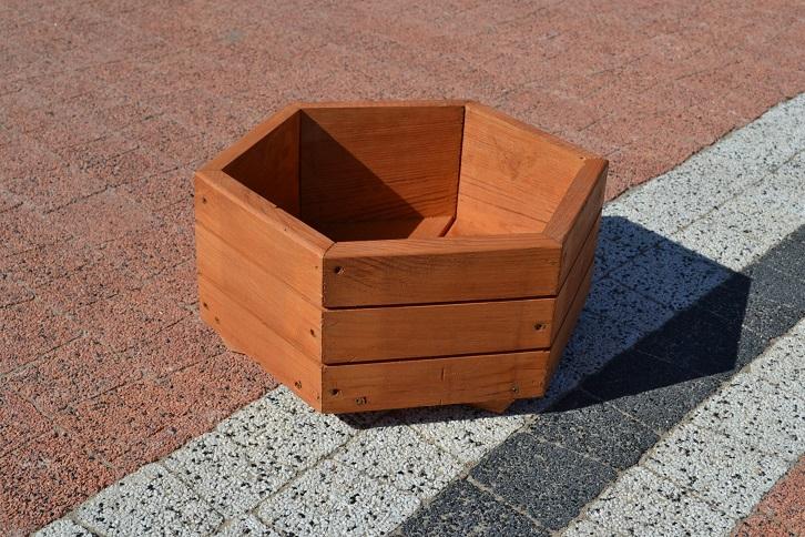 Plug in steccato di legno giardino bordo del letto 100 cm for Staccionata in inglese