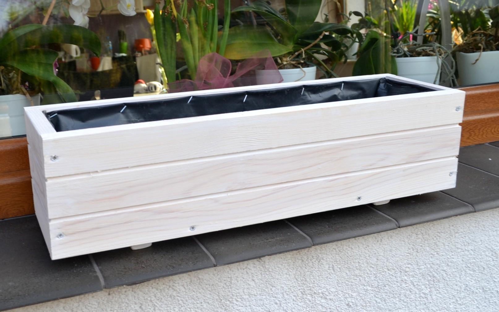 pflanzkasten holz pflanzk bel garten blumenkasten 60 90 cm. Black Bedroom Furniture Sets. Home Design Ideas