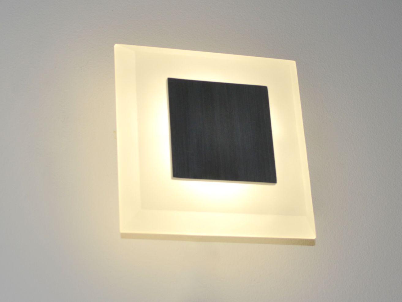 Led wandlampe flurlampe wandleuchte lampen leuchte edel for Lampen zeichnen