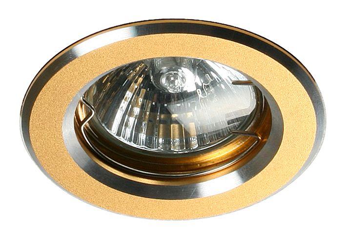 led einbaustrahler mr16 12v gu10 220v decken spot einbauleuchte halogen csa 101 ebay. Black Bedroom Furniture Sets. Home Design Ideas