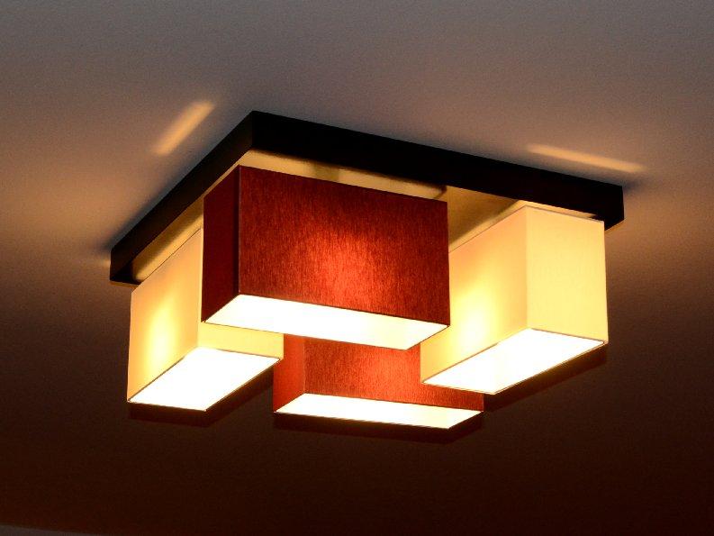 Design deckenlampen  Deckenlampe Deckenleuchte Lampe Leuchte 4 flammig TOP Design Ibiza ...