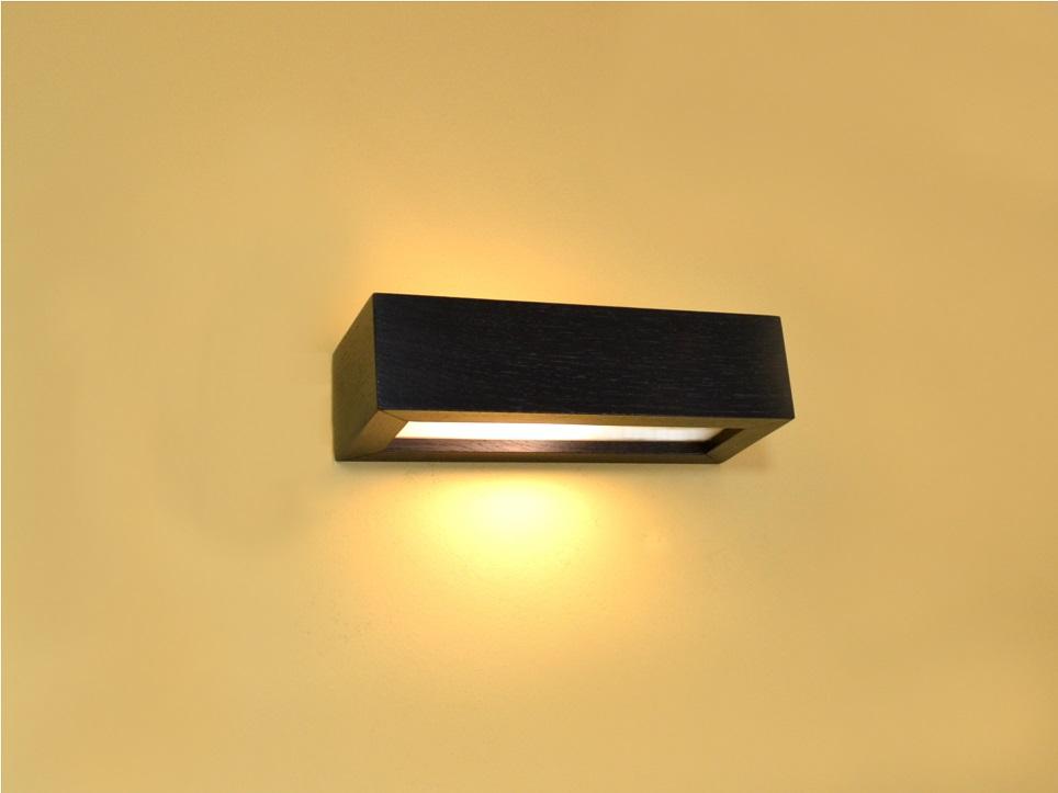 Holzlampe wandlampe lego lg 1 led beste qualit t top for Led holzlampe