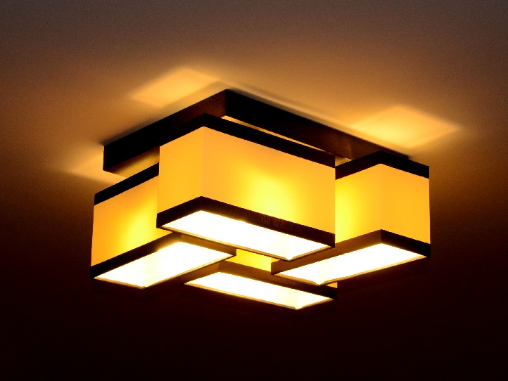 deckenlampe deckenleuchte lampe leuchte 4 flammig top design merano b4mix neu ebay. Black Bedroom Furniture Sets. Home Design Ideas