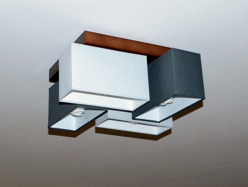 Deckenlampe Deckenleuchte Lampe Leuchte 4 Flammig TOP Design Merano B4MIX NEU