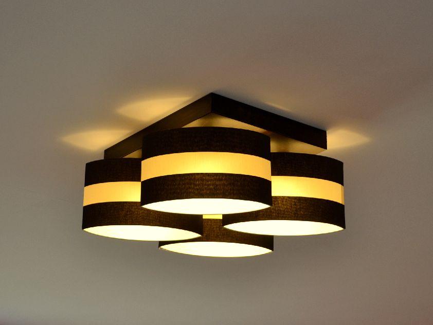 Deckenlampe Deckenleuchte Lampe Leuchte 4 Flammig Edles Design