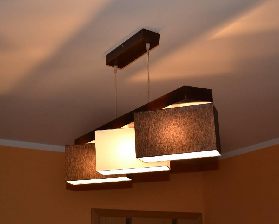 h ngelampe pendellampe holz pendelleuchte stella 077 3. Black Bedroom Furniture Sets. Home Design Ideas