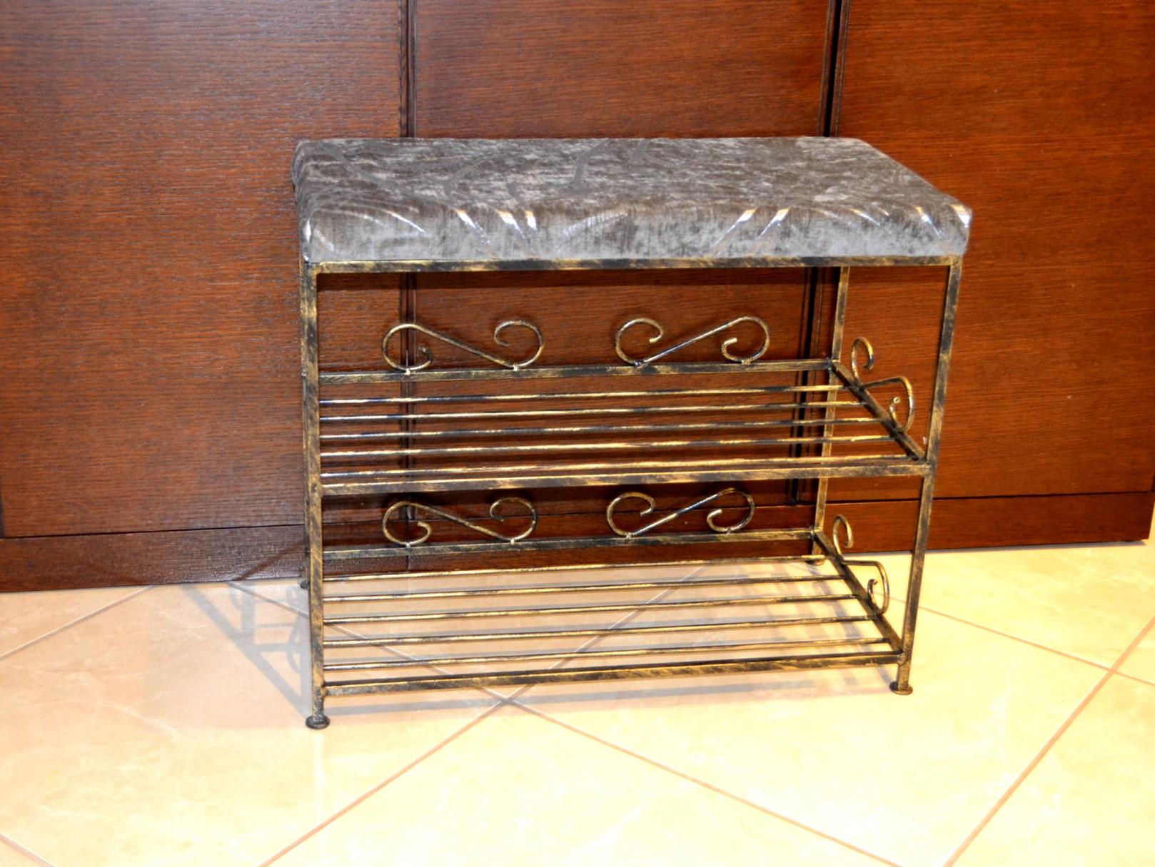 ausverkauf schuhregal schuhschrank schuhst nder edel antik. Black Bedroom Furniture Sets. Home Design Ideas