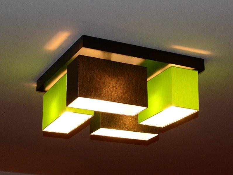 Gut Deckenlampe Deckenleuchte Lampe Leuchte 4 Flammig TOP Design Ibiza V4M NEU  U0026 OVP | EBay