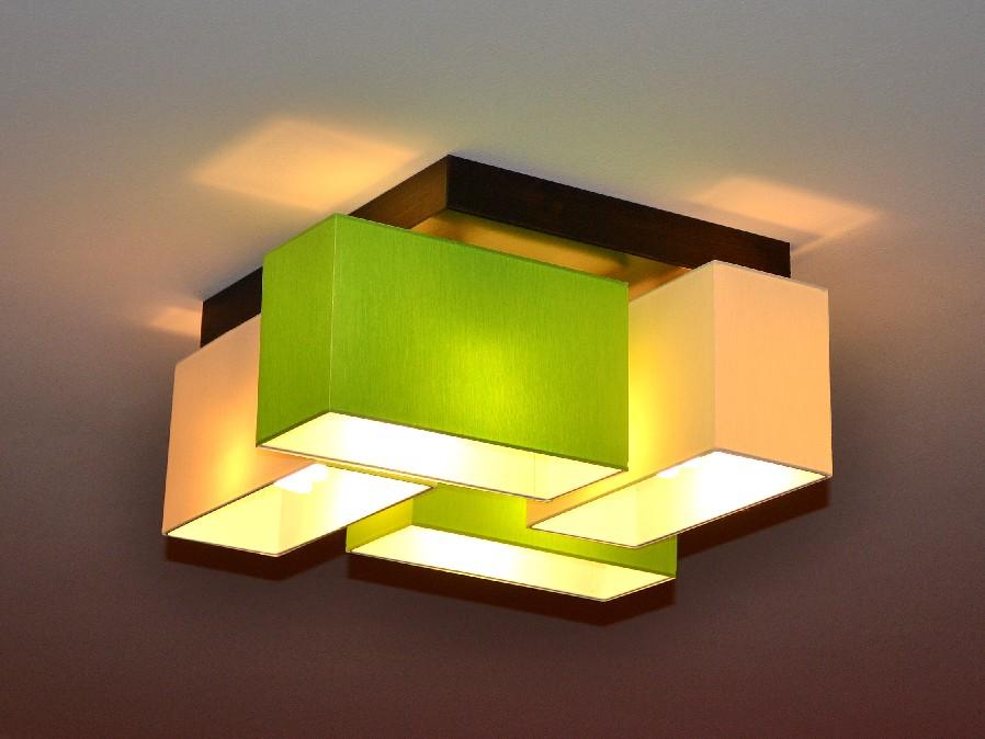Beautiful Deckenlampe Schlafzimmer Grun #1: Deckenlampe Deckenleuchte Lampe Leuchte 4 Flammig TOP Design Merano B4MIX  NEU | EBay